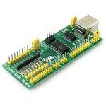 FT245 EVAL BOARD, Оценочная плата на базе FT245, высокопроизводительное решение для преобразования USB - FIFO(8-бит)
