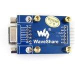 Фото 2/4 RS232 Board, Коммуникационная плата RS232, на базе SP3232, 3-5.5В, ESD защита, аппаратное управление потоком