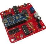Контроллер R-5, Модуль управления для роботехники на базе Arduino NANO