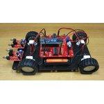 Фото 2/2 Контроллер R-5, Модуль управления для роботехники на базе Arduino NANO
