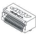 Фото 2/3 788862-1, Pluggable I/O Connector, XFP, 30 контакт(-ов), 1 x 1 (Single), Поверхностный Монтаж