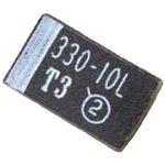 Фото 3/6 293D106X9035C2TE3, танталовый SMD конденсатор 10 мкФ x 35В типC 10