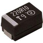 Фото 3/3 TR3D337M010C0125, Cap Tant Solid 330uF 10V D CASE 20% (7.3 X 4.3 X 2.8mm) Inward L SMD 7343-31 0.125 Ohm 125°C T/R