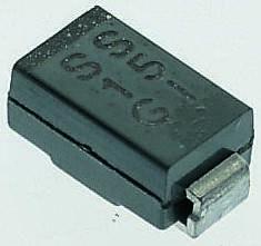 Фото 1/3 B340A-13-F, Diode Schottky 40V 3A 2-Pin SMA T/R