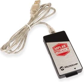 MPLAB PICkit 4, Внутрисхемный отладчик/программатор для PIC и dcPIC флеш микроконтроллеров