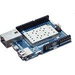 Arduino Yun Rev 2, Программируемый контроллер на базе ATmega32U4 и Atheros AR9331 с поддержкой Wi-Fi