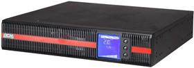 Фото 1/2 MRT-2000, Источник бесперебойного питания Powercom Источник бесперебойного питания Powercom MACAN, On-Line, 20