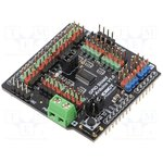 DF-DFR0334, Модуль shield, плата расширения, GPIO,I2C,UART