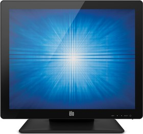 1717L 17-inch LCD (LED Backlight) Desktop, WW, AccuTouch (Resistive) Single-touch, USB & RS232 Controller, Anti-glare, Bezel, VGA video inte