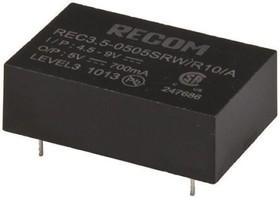 REC3.5-2412SRW/R10/A, DC/DC converter,18-36Vin