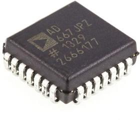 AD667JPZ, DAC 1-Ch Current Steering