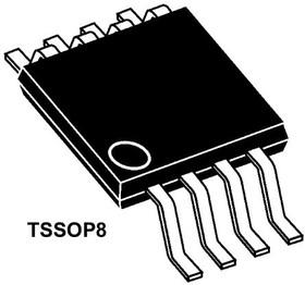 LM358PT, OP Amp Dual GP ±15V/30V 8-Pin TSSOP T/R