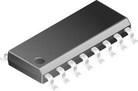 Фото 1/2 ICL3232EIV-16Z, Приемопередатчик RS232, 2 драйвера, 3В-5.5В, TSSOP-16