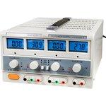 HY3005D-3, лабораторный блок питания 0-30В/5Ax2, 5В/3A