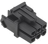 Фото 1/2 1727080118, Mini-Fit TPA2 Receptacle Housing, 4.20mm Pitch, Dual Row, UL 94V-2 Glow-Wire Capable, 18 Circuit