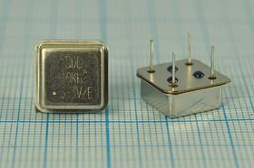 Кварцевый генератор 0.01МГц 3.3В, HCMOS/TTL, корпус HALF=DIL8; гк 10 \\HALF\T/CM\3,3В\OSCH\SDE