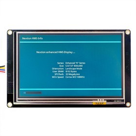 NX8048K050 Nextion Enhanced