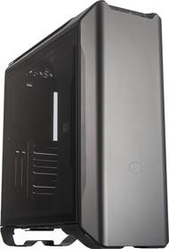 Cooler Master MasterCase SL600M Black Edition, USB3.0x2, USB2.0x2, USB3.1(Type-C)x1, 2x200Fan, Aluminum, Full Tower, w/o PSU, Корпус без БП