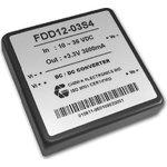 FDD12-05D4, DC/DC преобразователь, 12Вт, вход 10-36В ...