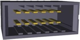 178326-2, Разъем типа провод-плата, 3.81 мм, 12 контакт(-ов), Штыревой Разъем, Dynamic D-3100D Series