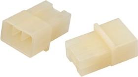 172044-1, Корпус разъема, Multi-Interlock Series, Гнездо, 5 вывод(-ов), AMP Multi-Interlock Series Contacts