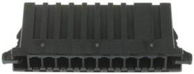 1-178288-6, Корпус разъема, Dynamic 3000 Series, Гнездо, 6 вывод(-ов), 3.81 мм