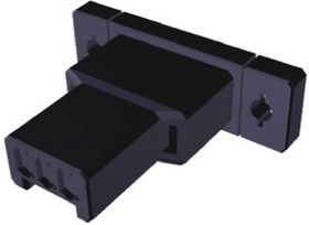1-353047-2, Корпус разъема, Dynamic 5000 Series, Штекер, 2 вывод(-ов), 10.16 мм