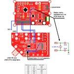 Chip&Dip AUDIO Device, USB - i2s конвертор STM32F042F6P6