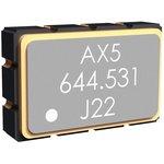 AX5DAF1-1500.0000C, Oscillator, LVDS, 1.5 GHz, 1.5 GHz ...
