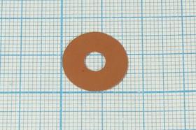 Изоляционная теплопроводящая прокладка из материала Номакон для DO-4, № 13929 изол прокл\ 16xd 5x0,2\КПТД-2/ 2-02\2D16X5\к DO-4\ | купить в розницу и оптом