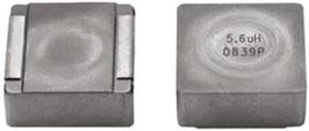 Фото 1/2 IHLP6767GZER8R2M01, Inductor Power Shielded Wirewound 8.2uH 20% 100KHz Powdered Iron 18A 0.01066Ohm DCR 6767 T/R