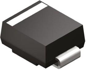 SM6T56CAY, Diode TVS Single Bi-Dir 47.6V 600W Automotive 2-Pin SMB T/R