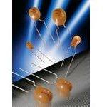 Фото 2/2 TAP226K016SRW, Танталовый конденсатор, огнестойкий, 22 мкФ, 16 В, TAP Series, ± 10%, Радиальные Выводы, 2.5 мм