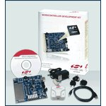 C8051F120DK, Отладочный набор для микроконтроллеров ...