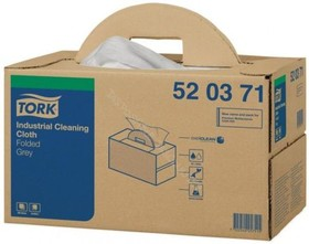 520371, Tork Cleaning Cloth Folde
