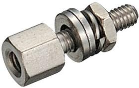 D20418-2F, CONNECTOR,EMI IMPROVED,D20418-2F,SCREW