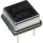 8.000 МГц (HCMOS/TTL), кварцевый генератор