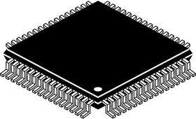 R5F100LFAFB#V0, MCU,RL78/G13,32MHZ,96KB FLASH,LQFP64