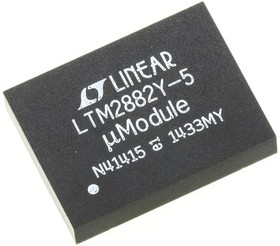 LTM2882IY-5#PBF, Isolated RS232 uModule Tr
