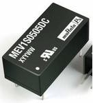 Фото 1/3 MEV1D1205DC, Module DC-DC 12VIN 2-OUT 5V/-5V 0.1A/-0.1A 1W 6-Pin DIP Tube
