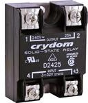 Фото 1/2 D4875, Solid State Relay 2mA 32V DC-IN 75A 530V AC-OUT 4-Pin