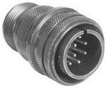97-4106A-28-21P(662), Conn Circular PIN 37 POS Crimp ST Cable Mount 37 Terminal 1 Port Automotive Medical