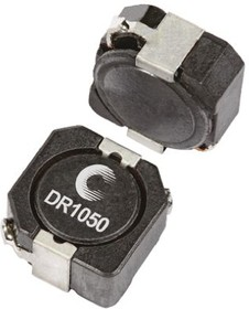 DR1050-102-R, INDUCTOR SHIELDED 1000UH 0.48A SMD