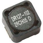 Фото 2/3 DR127-331-R, Силовой Индуктор (SMD), 330 мкГн, 1.04 А, Экранированный, 2.01 А, Серия DR, 12.5мм x 12.5мм x 8мм