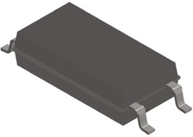 VOL617A-2X001T, Optocoupler DC-IN 1-CH Transistor DC-OUT 4-Pin SOP T/R