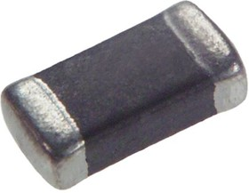 MMZ1608B121CT, Ferrite Beads Multi-Layer 120Ohm 25% 100MHz 600mA 150mOhm DCR 0603 T/R