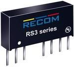 RS3-2405SZ, Module DC-DC 24VIN 1-OUT 5V 0.6A 3W 7-Pin SIP Tube