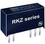 Фото 1/2 RKZ-1205S, Module DC-DC 12VIN 1-OUT 5V 0.4A 1W Medical 4-Pin SIP Tube