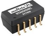 Фото 1/2 NTA0512MC, Module DC-DC 5VIN 2-OUT 12V/-12V 0.042A/-0.042A 1W 10-Pin SMD Tube
