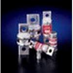 JLLS080.V, Fuse Class T Fast Acting 80A 600V Bolt Plug 41.7 X 20.6mm CSA/UL